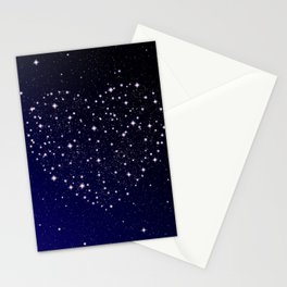 Love Story - Written in the Stars Stationery Cards