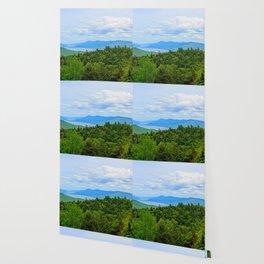 Lake George Overlook Wallpaper