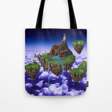 Floating Kingdom of ZEAL - Chrono Trigger Tote Bag