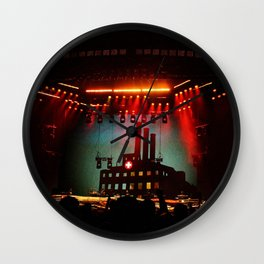 Recovery Factory Wall Clock