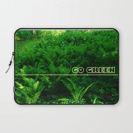 Go Green Laptop Sleeve