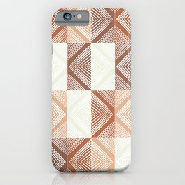 Mudcloth Tiles 02 #society6 #pattern iPhone Case