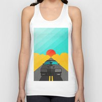 mad max Tank Tops featuring Max is Mad by Bakus