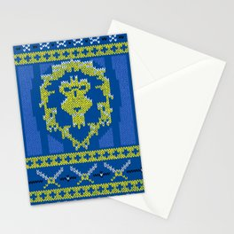 Ugly Sweater 1 Stationery Cards