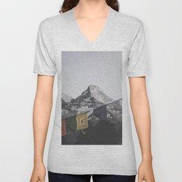 Himalayas Unisex V-Neck