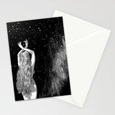 asc 604 - L'invocation à Vénus (Venus under the sky) Stationery Cards