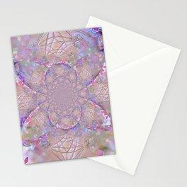 Merkaba In The Garden Of Eden Stationery Cards