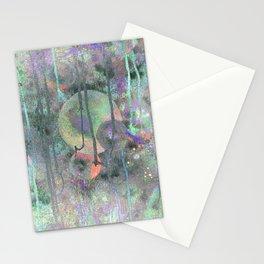 Nebular Spheres Stationery Cards