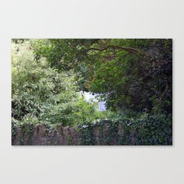 Washing Day The Country Way Canvas Print