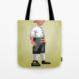 Mighty Pirate V2 Tote Bag