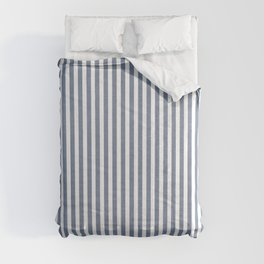 WASHED DENIM CHAMBRAY STRIPES Comforters
