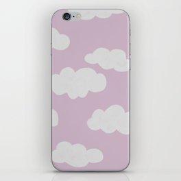 In the sky iPhone Skin