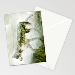 WOLF MOUNTAIN Stationery Cards