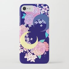 Floral Moon iPhone 7 Slim Case