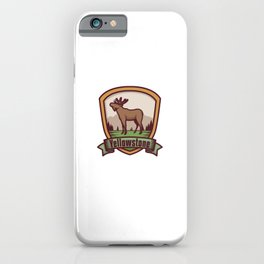 Yellowstone National Park - National Parks iPhone Case