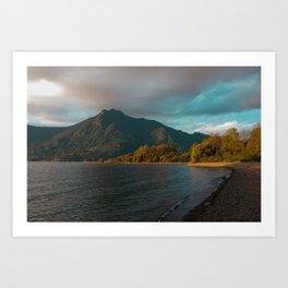 Riñinahue // CL Art Print