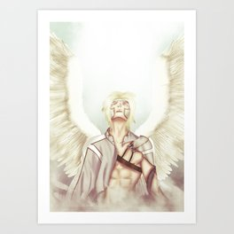 Reverence Art Print