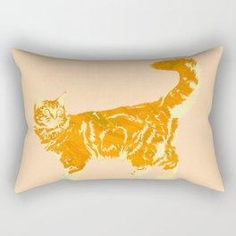 Maine Coon Me Rectangular Pillow