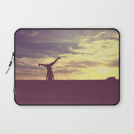 Cartwheel  Laptop Sleeve