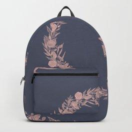 Dawn of Flowers, Rose. Backpack