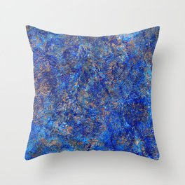 earth, shattered. Throw Pillow