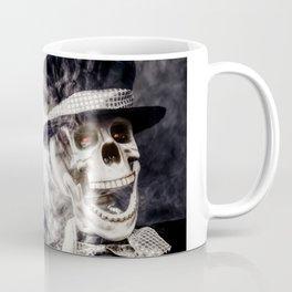 The Dapper Skeleton Coffee Mug