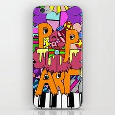 Pop Art iPhone & iPod Skin