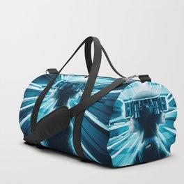 Virtual Twins Duffle Bag