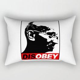 Mahatma Gandhi Civil Disobedience Rectangular Pillow