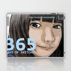 365 Days of Sketches #131 Laptop & iPad Skin