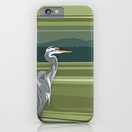 Sea of Green iPhone Case