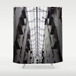 The St. Felix Warehouse, Antwerp, Belgium Shower Curtain