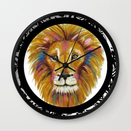 His Majesty Wall Clock