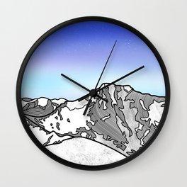 Ben Nevis Scotland Wall Clock