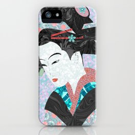 The Bamboo Cutter's Daughter iPhone Case