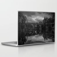 portugal Laptop & iPad Skins featuring AMARANTE, Portugal by Elias Silva Photography
