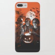 Freddy Krueger Jason Voorhees Michael Myers Super Villians Holiday Slim Case iPhone 7 Plus