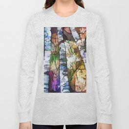 Aspen Trees Long Sleeve T-shirt