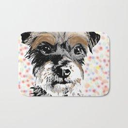 Pop Art Pup Bath Mat