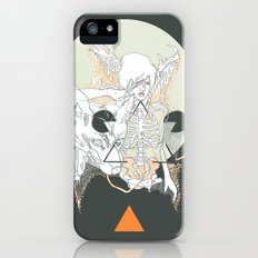 moon stone iPhone (5, 5s) Slim Case