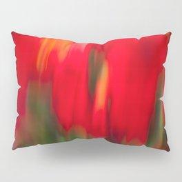 Red Gladiola Pillow Sham