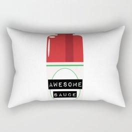 Awesome Sauce Rectangular Pillow