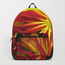 November Flower Backpack