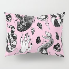 Pink Magic Pillow Sham