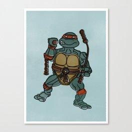 Party Dude Canvas Print