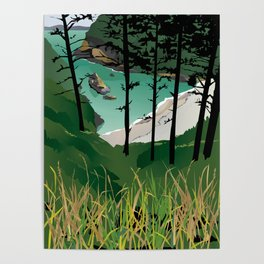 Cape Disappointment Poster