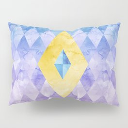Fi Geometry Pillow Sham
