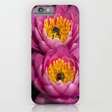 Two bees in a pod iPhone 6 Slim Case