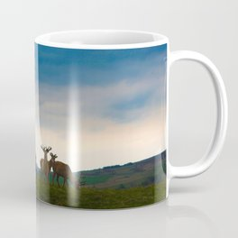 Deer On The Highland Coffee Mug