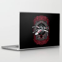 rogue Laptop & iPad Skins featuring Rogue Leader by Buzatron